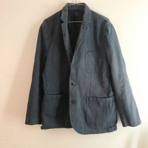 J Crew 100% Cotton Blazer Size Large